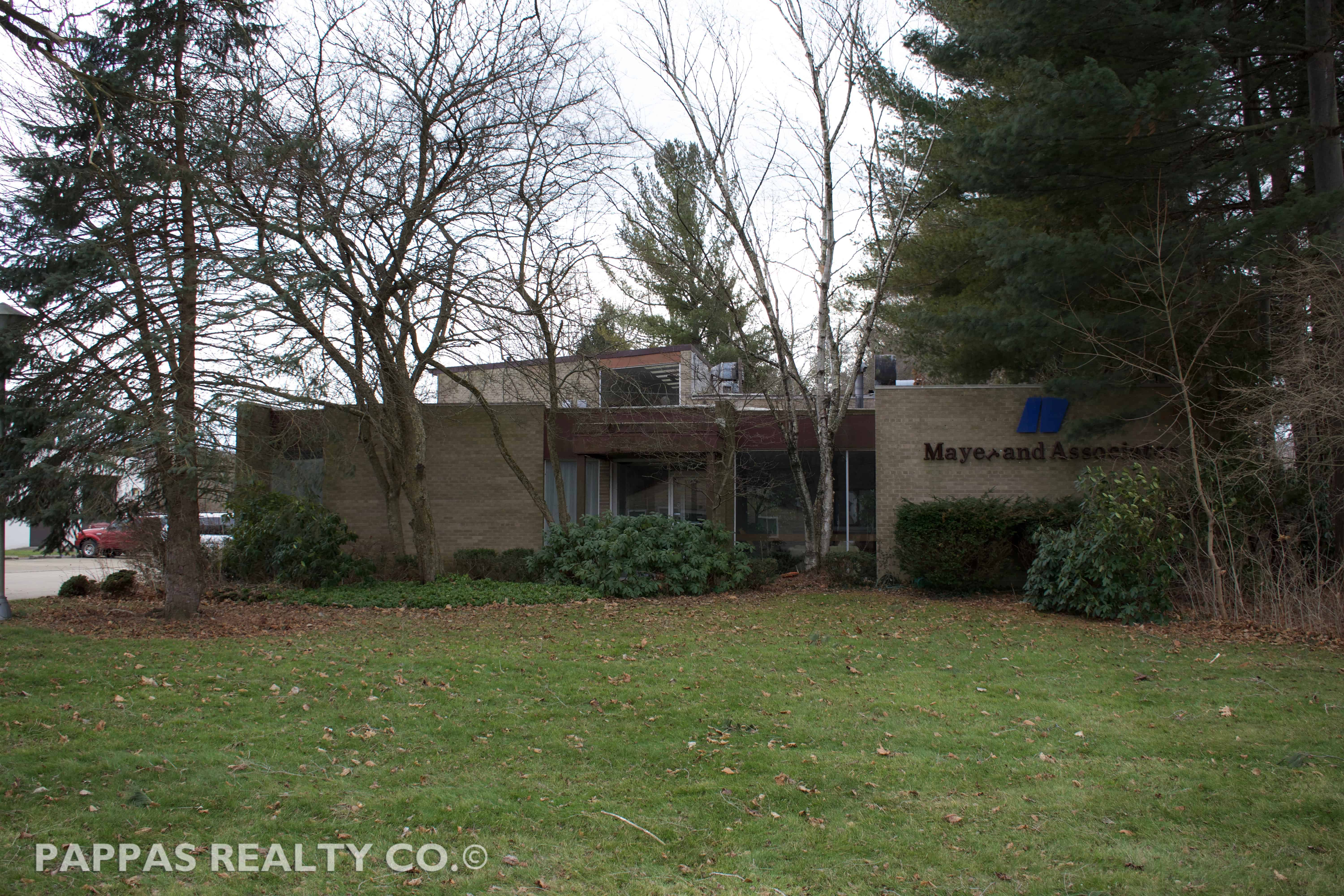 Pappas Realty Co. - Akron, OH - Flex Warehouse Office Space for Sale CRE