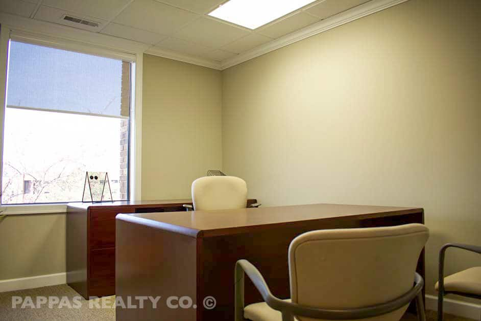 Office # 1 - Private Office Space - Executive Legal Suite - Pappas Realty Co.