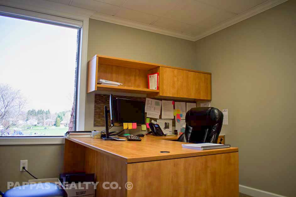 Office # 3 For Rent - Executive Office Suites - Pappas Realty Co