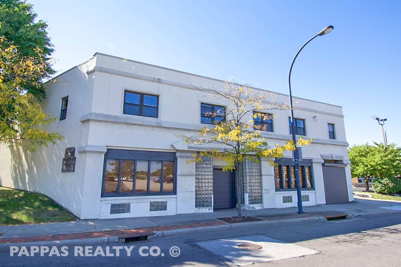 402 E market St. Akron, OH 44304 For Sale - Commercial Building near Rt.8